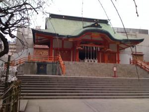 Храм в Токио
